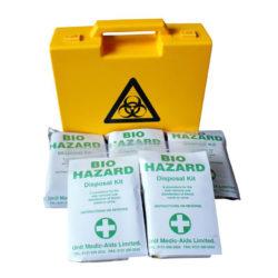 Biohazard Kits & Refill Contents