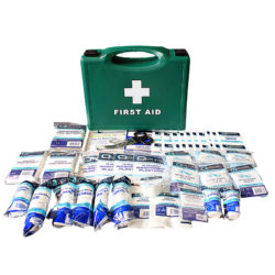First Aid Kits & Refill Contents